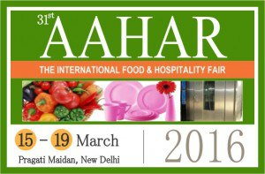 Aahar International Food & Hospitality Fair 2016